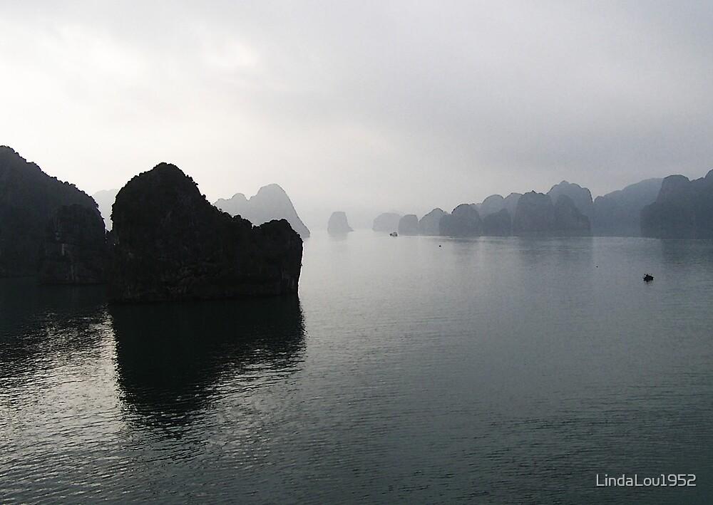 Ha Long Bay, Vietnam by LindaLou1952