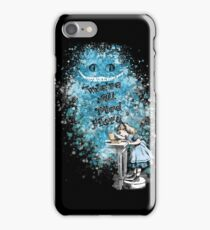 Alice Adventures In Wonderland iPhone Case/Skin