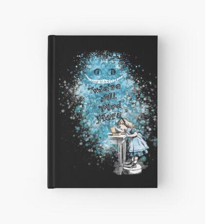 Alice Adventures In Wonderland Cuaderno de tapa dura