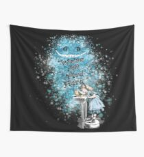 Alice Adventures In Wonderland Wall Tapestry