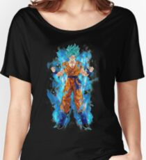 goku super saiyan Women's Relaxed Fit T-Shirt