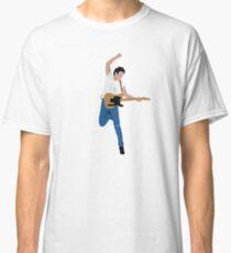 Camiseta clásica Bruce - Nacido # 2