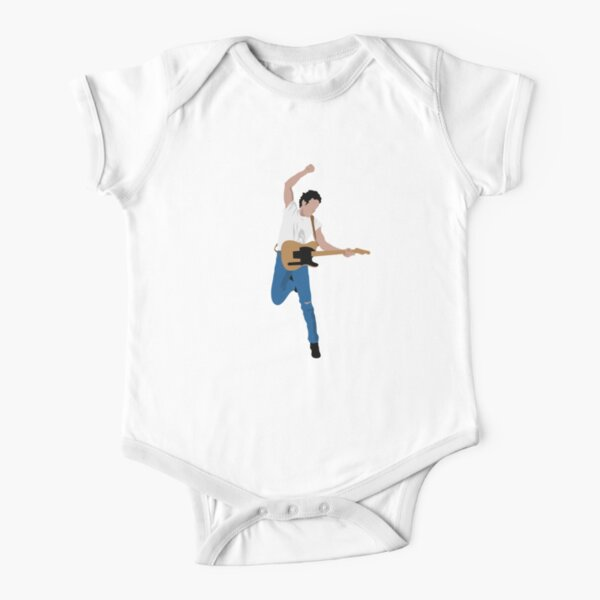 Bruce - Born  #2 Short Sleeve Baby One-Piece