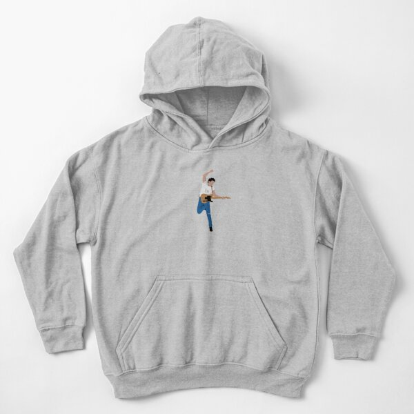 Bruce - Born  #2 Kids Pullover Hoodie