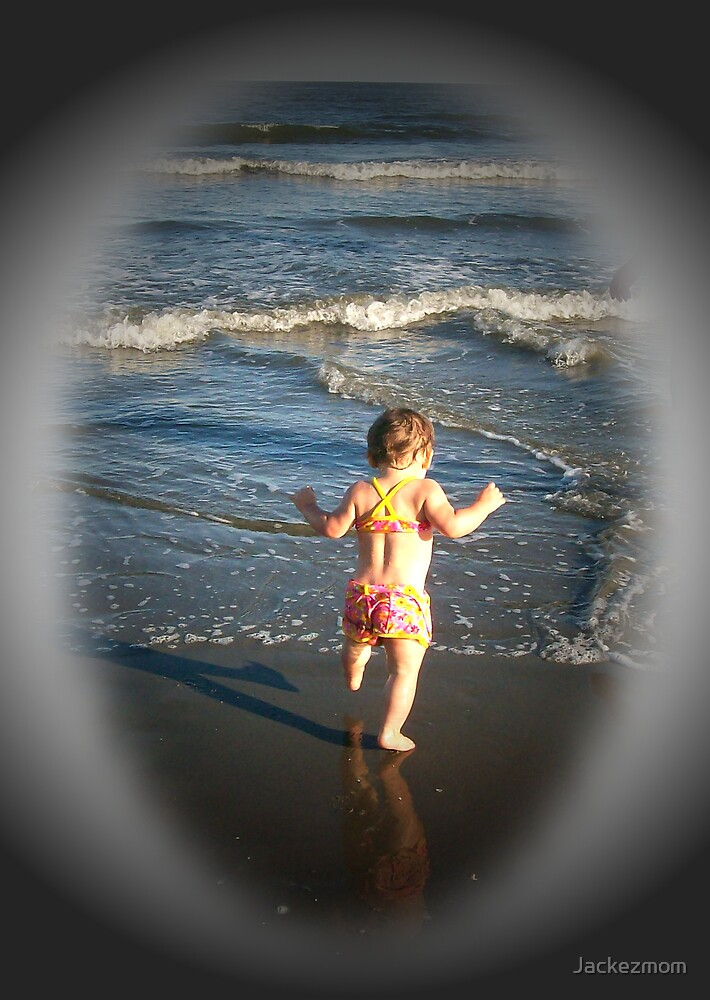 into the Ocean by Jackezmom