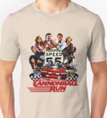 The Cannonball Run 1981 Unisex T-Shirt