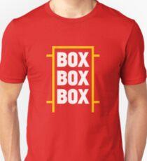 Box Box Box T-Shirt