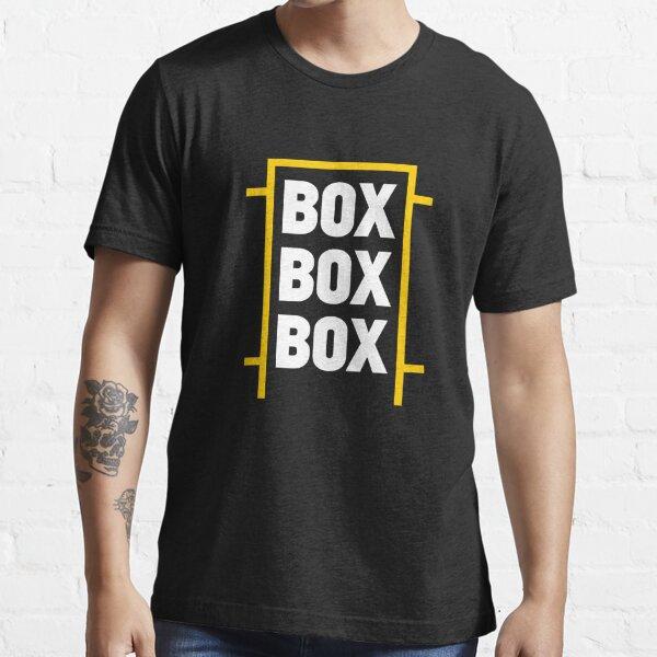 Box Box Box Essential T-Shirt