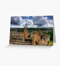 Historic Linlithgow Greeting Card