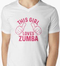This Girl Loves Zumba T-Shirt