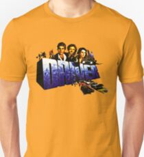 The Driver Film Unisex T-Shirt