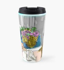 breakfast at tiffany's holly golightly Travel Mug