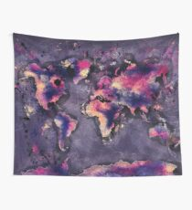 world map 108 #worldmap #world #map Wall Tapestry