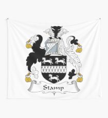Stamp Wall Tapestry