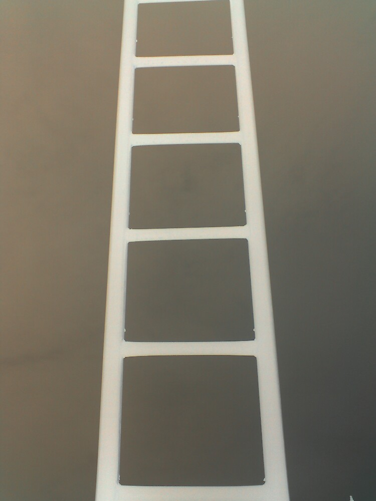 Up the Ladder..... by scorpionscounty