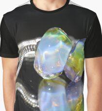 ROYGBIV Bead Graphic T-Shirt
