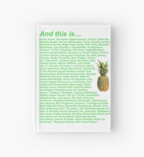 psych Hardcover Journal