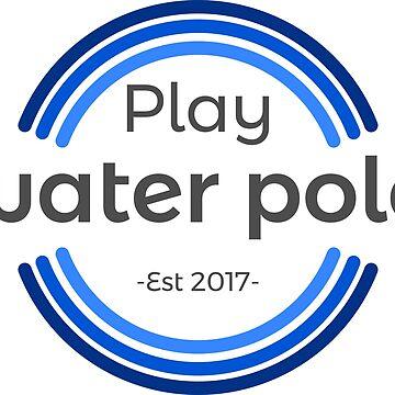 WATER POLO SLAM BALL by Pernik17