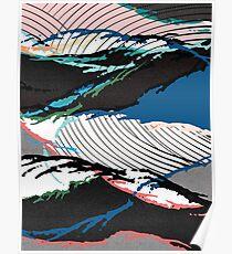 ※ Laguna Waves ※ Poster