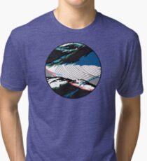 ※ Laguna Waves ※ Tri-blend T-Shirt