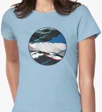 ※ Laguna Waves ※ Womens Fitted T-Shirt
