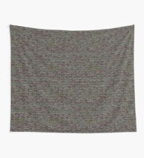 Encoded Wall Tapestry