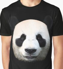 Panda face Graphic T-Shirt
