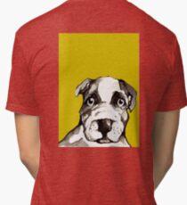 Dog 4 Tri-blend T-Shirt