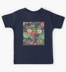 Floral VHS Kids Clothes