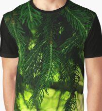 Needles Branch Graphic T-Shirt