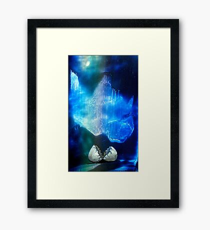 Turning point Framed Print