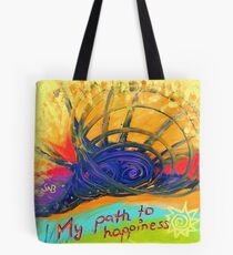 My Path to Happiness Tasche