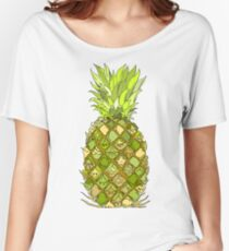 Pineapple! Women's Relaxed Fit T-Shirt