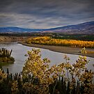 Fall Colours on the McQuestern River II by Yukondick