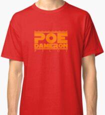 poe dameron; the best resistance pilot Classic T-Shirt