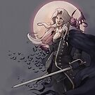Alucard, Castlevania by mimmunet