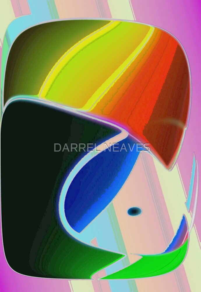 head gear by DARREL NEAVES