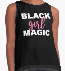 Black Girl Magic Contrast Tank