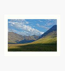Skye, Scotland - Elgol Art Print