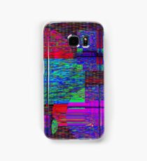 Re-Created Building Blocks III by Robert S. Lee Samsung Galaxy Case/Skin