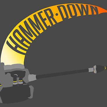 Hammer DOWN by PhoenixMunro