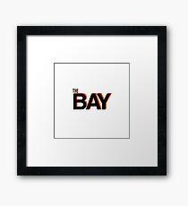 The Bay (Giants-Themed) Framed Print