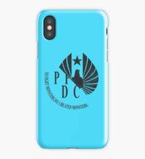 Pacific Rim- PPDC NERV Logo iPhone Case/Skin