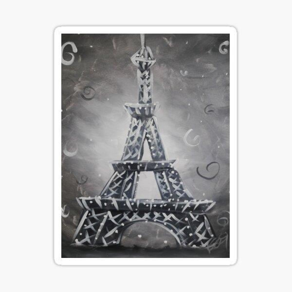 Old Paris Sticker