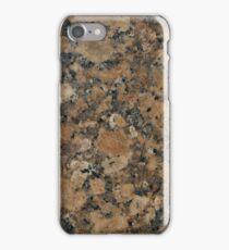 Brown marble iPhone Case/Skin
