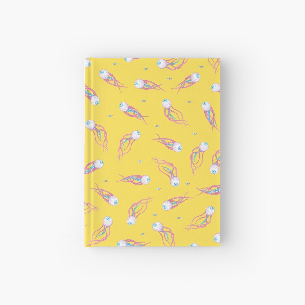 Pattern of Paranoia Hardcover Journal
