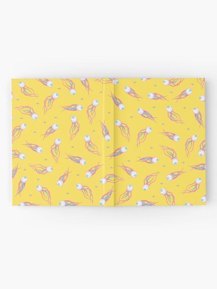 Alternate view of Pattern of Paranoia Hardcover Journal
