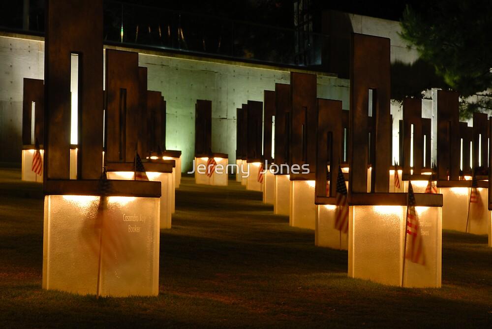 A Solemn Memorial Day by Jeremy  Jones