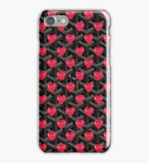 Black Heart iPhone Case/Skin