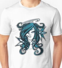 With Horns and Halo Unisex T-Shirt